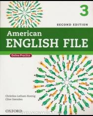 American English File 2nd Edition 3 SB+Oxford Online Skills Program