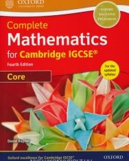 Complete Mathematics for Camberidge IGCSE - Core