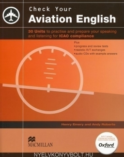 Check Your Aviation English with 2 CD