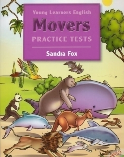 Macmillan Exams Young Learners English Movers Practice Tests Student's Book with Audio CD