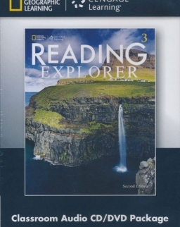 Reading Explorer 2nd Edition 3 Classroom Audio CD/DVD Package