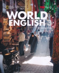 World English 3 Student's Book with Student CD-Rom - Second Edition