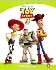 Toy Story 3 - Penguin Kids Disney Reader Level 4