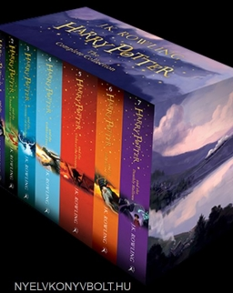 J.K. Rowling: Harry Potter Box Set: The Complete Collection (Children's Paperback)
