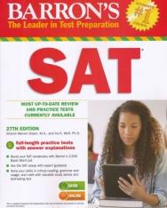 Barron's SAT 27th edition