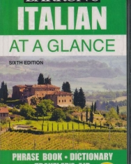 Barrons's Italian At a Glance - 6th Edition