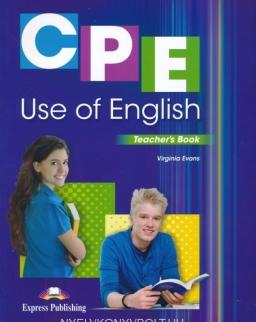 CPE Use of English 1 Teacher's Book
