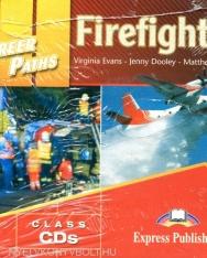 Career Paths: Firefighter Class Audio CDs (2)