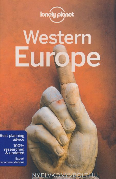Lonely Planet - Western Europe Travel Guide (13th Edition)
