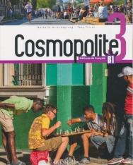 Cosmopolite 3 - Livre de l'éleve + DVD-ROM