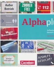 Alphaplus Kursbuch mit Audio CD - Deutsch als Zweitsprache