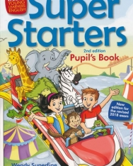 Super Starters: An activity-based course for young learners. Pupil's Book