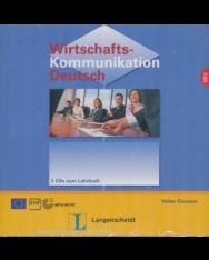 Wirtschaftskommunikation Deutsch Audio CDs Neu