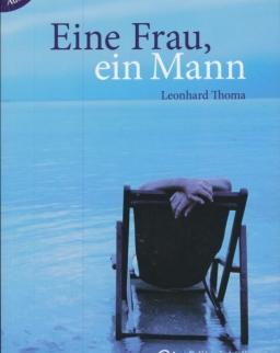 Eine Frau, ein Mann: Deutsch als Fremdsprache / Buch mit Audio-CD (Erzählungen)