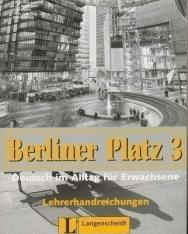 Berliner Platz 3 Lehrerhandreichungen