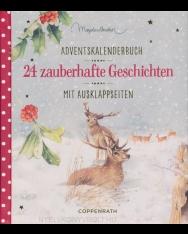 24 zauberhafte Geschichten - Adventskalenderbuch mit Ausklappseiten