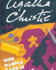 Agatha Christie:Miss Marple y los 13 problemas