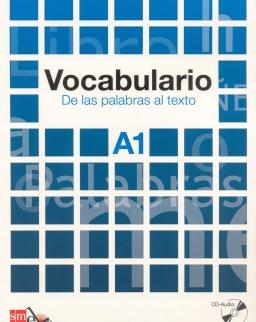 Vocabulario - De las palabras al texto A1 + CD