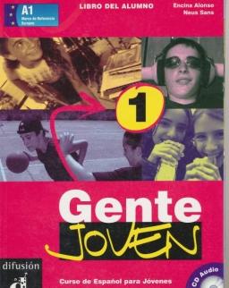 Gente Joven 1 Libro del Alumno + CD