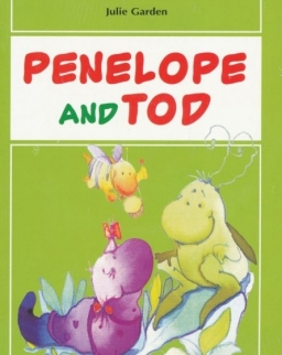 Penelope and Tod with Audio CD - La Spiga Start Readers Level A1