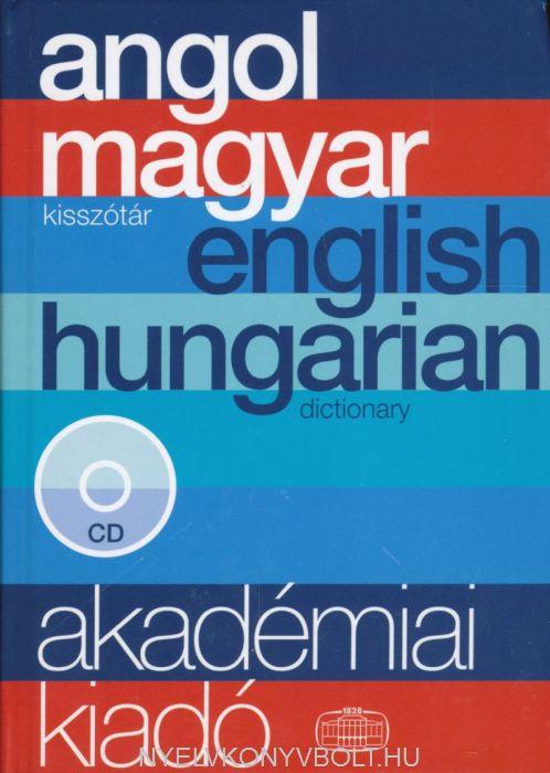 Akadémiai angol-magyar kisszótár (English-Hungarian Dictionary)+NETCD