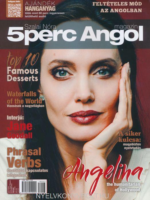 Öt Perc Angol Magazin 2018 Március