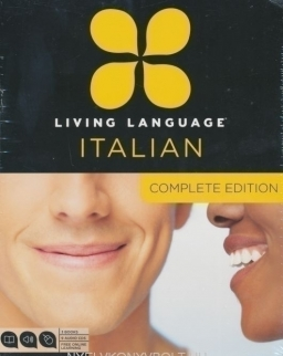 Living Language - Italian Complete Edition - 3 Books & 9 Audio CDs