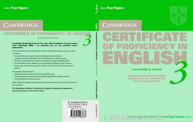 english language proficiency certificate pdf