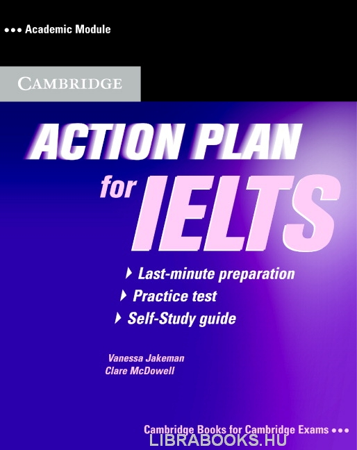 Action Plan for IELTS Student's Book with Key with Audio CD Academic Module