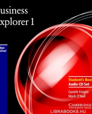Business Explorer 1 Student's Book Audio CD