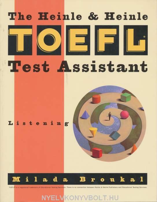 TOEFL Test Assistant Listening
