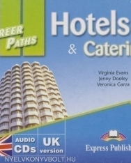 Career Paths - Hotels & Catering Audio CD