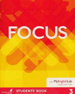 Focus 3 Students' Book with Word Store and MyEnglishLab Access Code