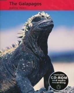The Galapagos with Audio CD/CD-ROM - Penguin Active Reading Level 1