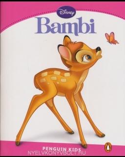 Bambi - Penguin Kids Disney Reader Level 2
