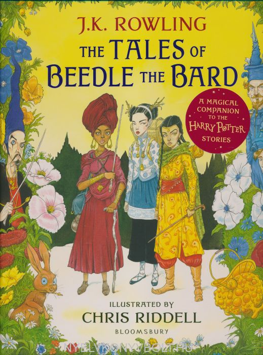 J.K. Rowling: The Tales of Beedle the Bard: Illustrated Edition