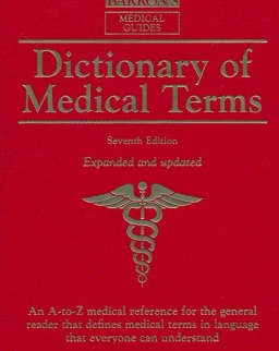 Barron's Dictionary of Medical Terms 7th Edition