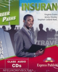 Career Paths - Insurance Audio CDs (2)