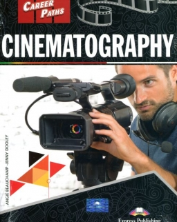 Career Paths - Cinematography - Student's Book (with DigiBooks App)