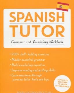 Teach Yourself Spanish Tutor - Grammar and Vocabulary Workbook