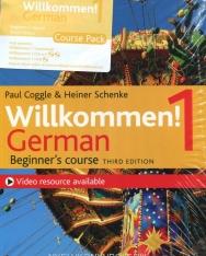 Willkommen! 1 - German Beginner's course 3rd Edition