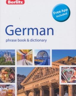 Berlitz German Phrase Book & Dictionary - Free App included