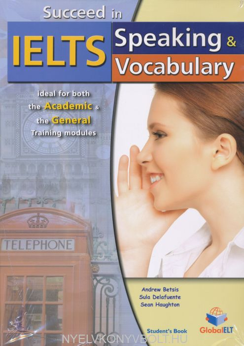 Succeed in IELTS Speaking & Vocabulary with Answer Key and with Audio CD