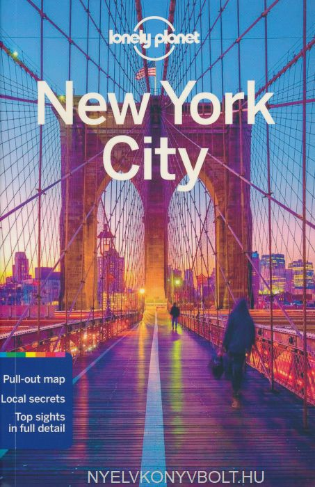 Lonely Planet New York City (Travel Guide) 11th Edition