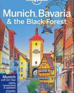 Lonely Planet - Munich, Bavaria & the Black Forest travel guide (6th Edition)