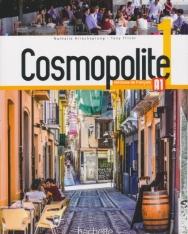 Cosmopolite 1 : Livre de l'éleve + DVD ROM + Parcours digital