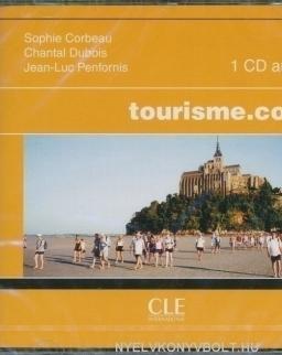 Tourisme.com CD audio pour la classe