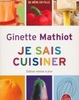 Ginette Mathiot: Je sais cuisiner