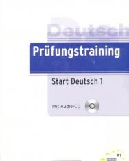 Prüfungstraining Start Deutsch 1 mit Audio CD und Lösungen