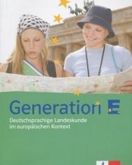 Generation E Lehr- und Übungsbuch